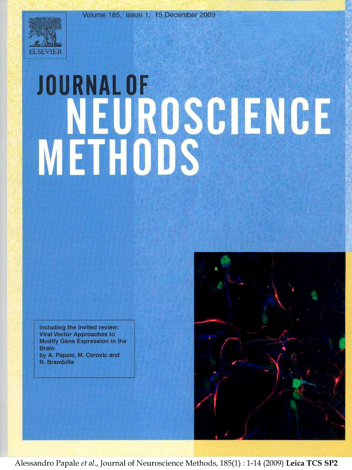 Journal of Neuroscience Methods